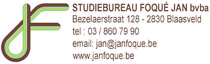Studiebureau Jan Foque